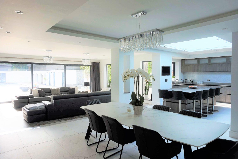 living area design