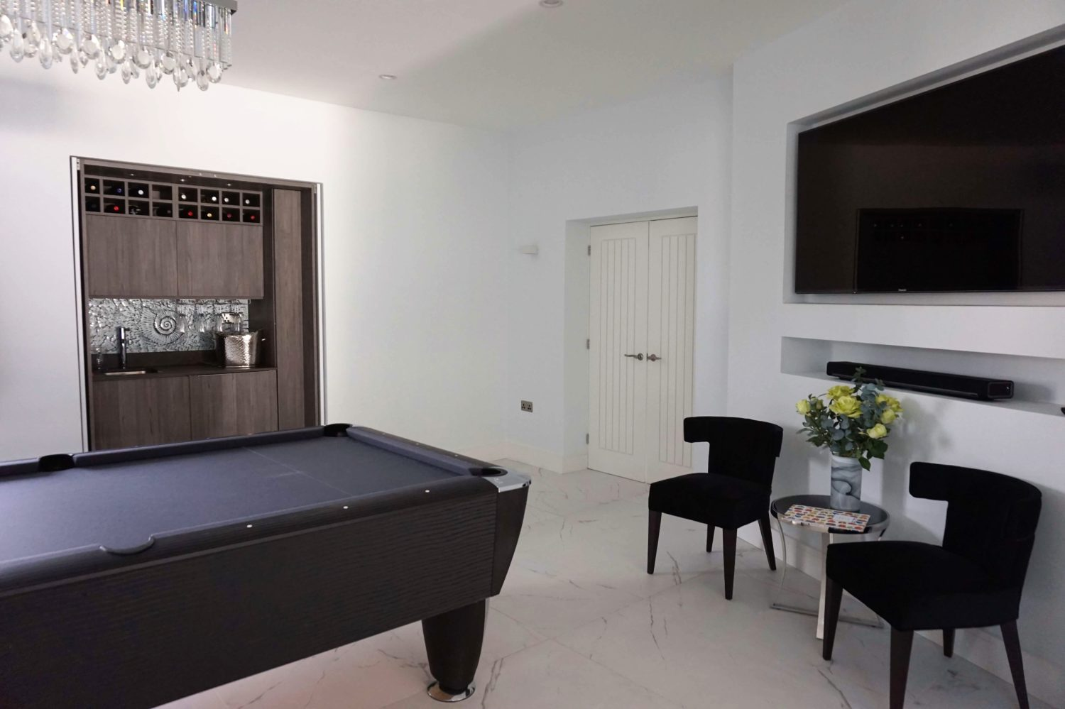 games room design