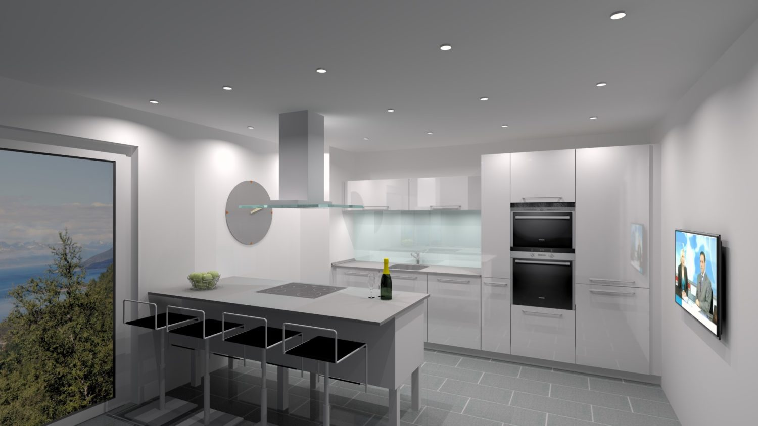 Bespoke Kitchen South Wales